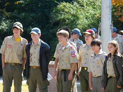 2008 Oak Leaf Training
