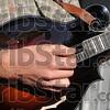 Detail photo of Solly Burton's mandolin. `