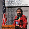 "Guest: Rupert Boneham of ""Survivor"" fame was the feature speaker at Tuesday night's Hamilton Center awards banquet."