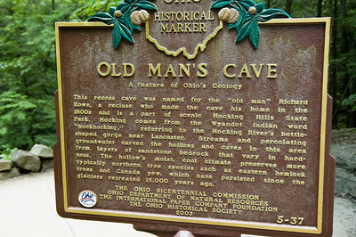 Old Man Cave