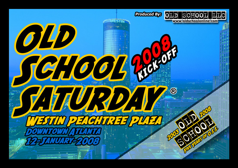 Our next event will be on Jan.12.2008 @ The Westin....please join us to kick off our 2008 CAMPAIGN...yes, SCHOOL WILL BE IN SESSION.