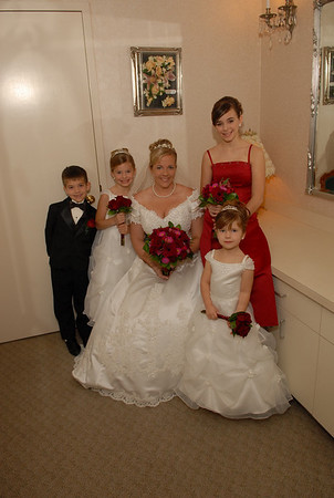 Our Family Wedding - Nov 9th, 2008