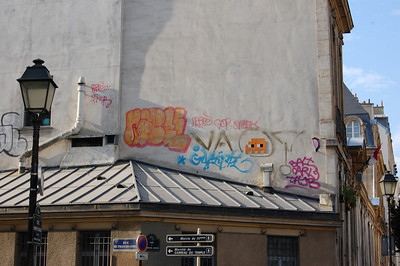 Parisian Street Pacman