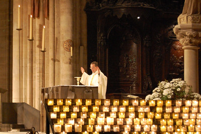 Service at Notre Dames