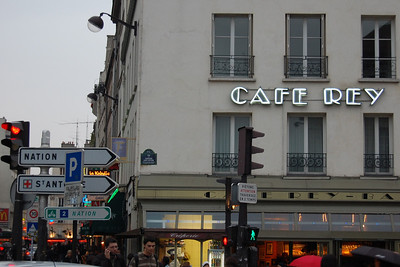 Cafe Rey