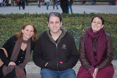 Wendy, Nate and Jess