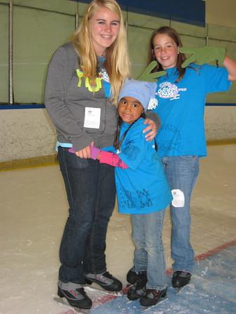 Ice Skating Field Trip