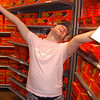 Adam goes insane for peanut butter cups