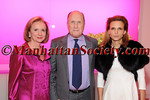 NEW YORK-OCTOBER 30: Rosario Perez, Pro Mujer CEO, Honorary Chairs, Robert Duvall and Luciana Duvall attend PRO MUJER 2008 Benefit Celebration at The IAC Building, 555 West 18th Street, New York City, NY on Thursday, October 30, 2008 (Photo Credit: Gregory Partanio/ManhattanSociety.com)