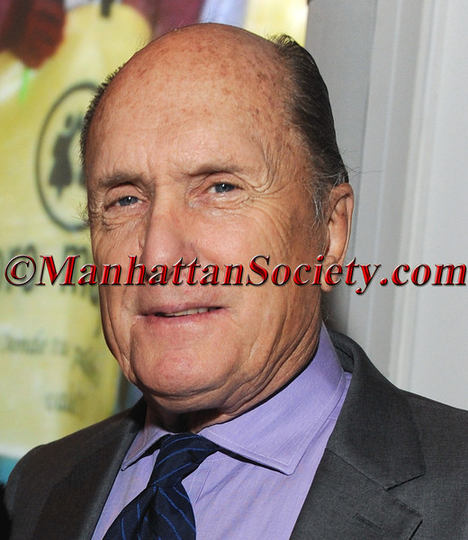 NEW YORK-OCTOBER 30:  Honorary Chair, Robert Duvall attends PRO MUJER 2008 Benefit Celebration at The IAC Building, 555 West 18th Street, New York City, NY on Thursday, October 30, 2008 (Photo Credit: Gregory Partanio/ManhattanSociety.com)