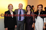 NEW YORK-OCTOBER 30:Lynne Patterson, Robert Duvall, Carmen Velasco,  Luciana Duvall <br />    PRO MUJER 2008 Benefit Celebration at The IAC Building, 555 West 18th Street, New York City, NY on Thursday, October 30, 2008 (Photo Credit: Gregory Partanio/ManhattanSociety.com)