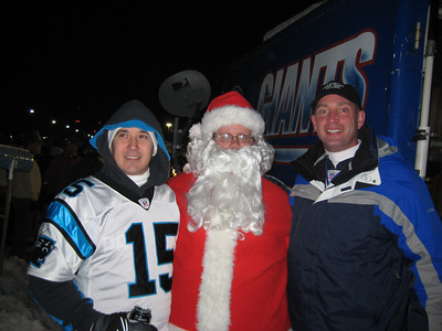 Panthers @ NY Giants December 21st, 2008