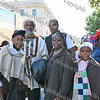 First African American Unity Day Parade in 27 Years was held October 4, 2008 in the City of Newburgh.