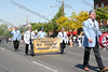 Catholic War Veterans march down Broadway in the City of Newburgh during the annual Memorial Day Parade.