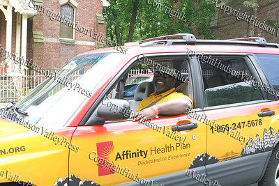 Affinity Health Plan participates in the City of Newburgh Third Anuual Youth Pride Parade, held on Saturday, May 17, 2008