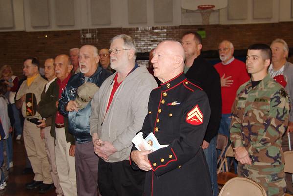 Park Elementary Honors Our Veterans