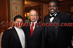 Luke Padilla, Mayor Mike, Isiah Hall