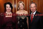 Michelle Sidrane, Liz Peek, Mayor Mike