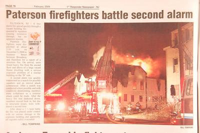 1st Responder Newspaper - February 2009