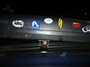 Official Subaru ski box attach set!!!!!