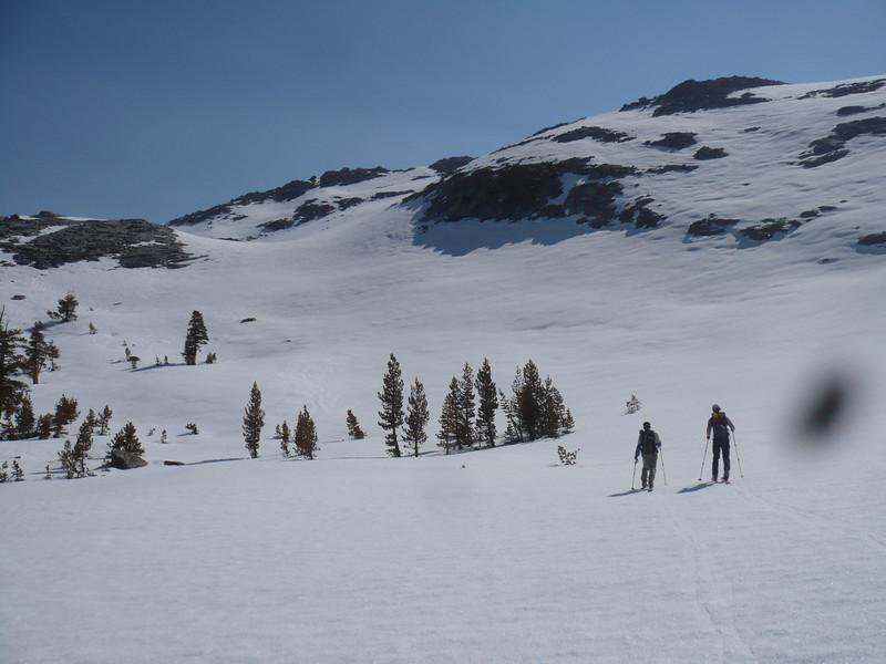 Alone in the Sierras
