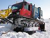 """.Adjusting the belts on the faithfull Flexmobiles<br /> <br /> Justering af bælterne på de trofaste Flexmobiles.<br /> <br /> Photo: Jim Hedfors (Swedish Geotechnical Institute), NEEM ice core drilling project,  <a href=""""http://www.neem.ku.dk"""">http://www.neem.ku.dk</a>"""