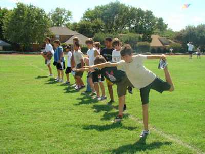 2008 Personal Fitness Activities