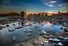 Old town harbor, Dubrovnik, Croatia