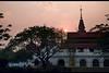 Sunrise, Dhara Dhevi, Chiang Mai, Thailand