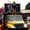 Tilt's Float With Drag Queen