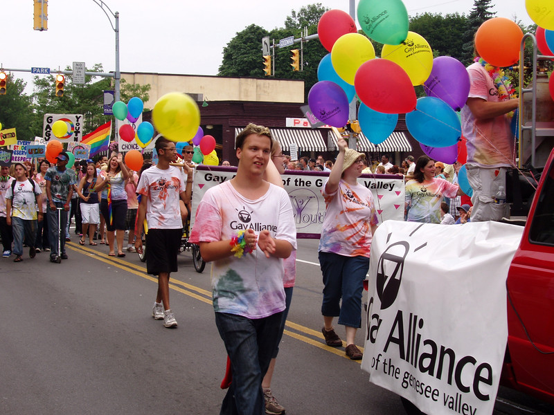 Gay Alliance of the Genesee Valley