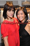 NEW YORK-JANUARY 28: Francesca Cecil , Stephanie Wei attend Cocktails & Shopping to Benefit RIVERKEEPER at PARKER Boutique, 1021 Madison Avenue, New York City, NY on Wednesday, January 23, 2008 (PHOTO CREDIT:Copyright ©Manhattan Society.com 2009 by Gregory Partanio)