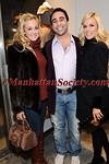 NEW YORK-JANUARY 28: Dabney Mercer, Jason Itzler & Tinsley Mortimer attend Cocktails & Shopping to Benefit RIVERKEEPER at PARKER Boutique, 1021 Madison Avenue, New York City, NY on Wednesday, January 23, 2008 (PHOTO CREDIT:Copyright ©Manhattan Society.com 2009 by Gregory Partanio)