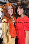 NEW YORK-JANUARY 28: Annabel Vartanian, Francesca Cecil attend Cocktails & Shopping to Benefit RIVERKEEPER at PARKER Boutique, 1021 Madison Avenue, New York City, NY on Wednesday, January 23, 2008 (PHOTO CREDIT:Copyright ©Manhattan Society.com 2009 by Gregory Partanio)