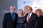 NEW YORK-NOVEMBER 19: Max Kennedy, Rory Kennedy, Harry Belafonte, Julie Robinson attend ROBERT F. KENNEDY CENTER FOR JUSTICE & HUMAN RIGHTS Bridge Dedication Gala at Pier Sixty, Chelsea Piers, New York, NY on Wednesday, November 19, 2008  (Photo Credit: Christopher London/ManhattanSociety.com)