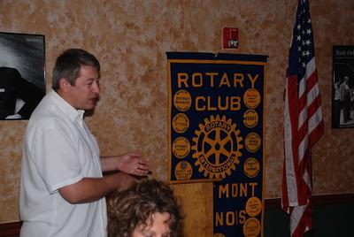 Rotary Installation Dinner