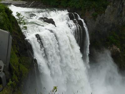 SNU Retreat - Snoqualmie Falls, WA May 2008