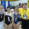 TMD Sport Swimming MD Special Olympics Summer Games Towson SOMO Medal Winners TMD Kelly P Sarah Jill DSC01551