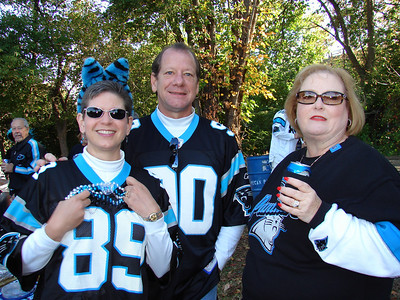 Saints vs. Panthers October 19th, 2008