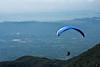 Santa Barbara and a lone glider.