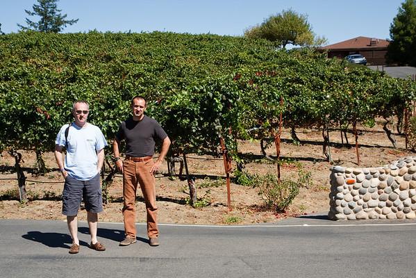 Santa Cruz Wineries Tour