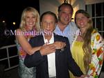 Sara Herbert-Galloway, RVS Gallery owner Edgar Von Schlossberg, Tony Award Winning Stewart and Bonnie Lane