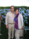 James Cavallo and Margarite of Westwood Gallery
