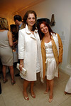Violetta Bitici and friend