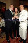 Bob Grimes, Marcia Stein & Daniel Boulud