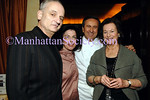 David Chase (Creater of the Sopranos), Denise Kelly Chase, Daniel Boulud & Marcia Stein
