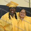 Beacon High School Class of 2008 seniors Latoya Winston and Ashley Rivera pose for a picture prior to graduation.