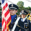 Newburgh Free Academy ROTC Color Guard