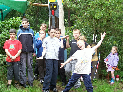 Scouts Holland Trip - August 2008