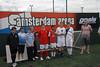 5th Beckenham South - under 15s winners